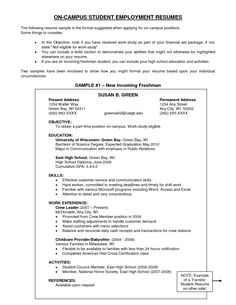 how to word objective on resume