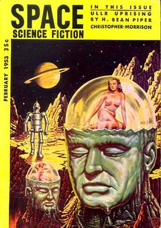 Space Science Fiction 1953