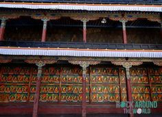 Tashi Ihun Po Monastery in Xigazê, Tibet