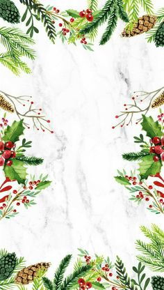 Holiday wallpaper backgrounds xmas new ideas Noel Christmas, Winter Christmas, Christmas Cards, Christmas Decorations, Christmas Quotes, Christmas Leaves, Christmas Ideas, Christmas Greenery, Christmas Pictures