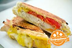 Recipe #27: Turkey Club Grilled Cheese from Austin Daily Press
