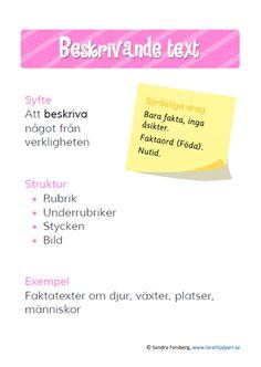 Learn Swedish, Swedish Language, Information Literacy, Literacy Skills, How To Know, Interior Design Living Room, School Supplies, Design Trends, Preschool