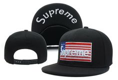 Supreme Snapback Hat