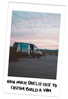 For anyone wondering how much it costs to convert a van by yourself, we've got you covered.  We really wanted to show people h