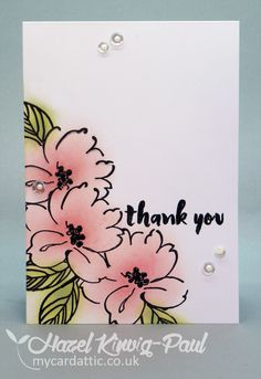 <b>My Card Attic<b> <br> A blog showing cards that have been made in my attic!