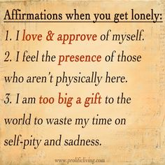 daily affirmations - Google Search