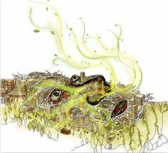 Ilustración medio ambiente Crown, Jewelry, Illustrations, Corona, Jewlery, Jewerly, Schmuck, Jewels, Jewelery