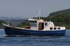 small fishing trawler | Trawler Boat R j prior trawler yacht