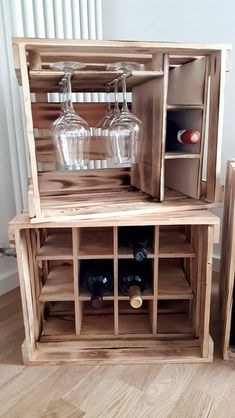Die 15 Besten Bilder Von Whisky Regal Pallet Bookshelves Recycled
