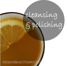get radiant skin with natural homemade face and body polish.
