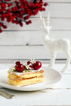 Christmas Mille Feuille