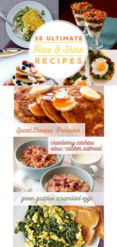 Find delicious, fast, easy and healthy breakfast recipes including omelets, smoothies, pancakes, waffles, as well as gluten-free, dairy-free, vegan and vegetarian recipes, and kid-friendly breakfasts.