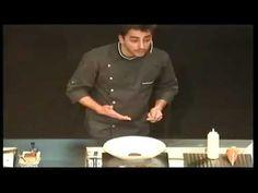 La repostería de Jordi Roca en el Congreso Nacional de Cocina de Autor | #JordiRoca #elcellerdecanroca