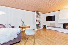 Hamar- Flott enebolig med garasje, stor terrasse og lekestue