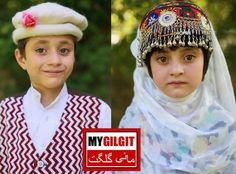 Traditional wear of Gilgit Pakistan