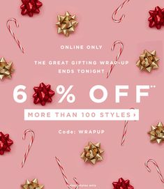 Loft: Get gifting: FREE SHIPPING + 60% OFF | Milled