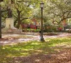 Elbert square Savannah GA