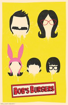 "Bobs Burgers: ""Gene: It's the documentarian who hates Dad and puts wigs on cows! Tina: Werner Herzog?"""