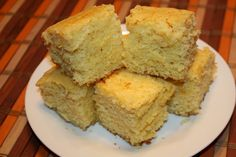 Thank you Debbie for seriously the best cornbread recipe ever! It's dangerously good!