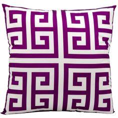 Jackie Indoor/Outdoor Pillow
