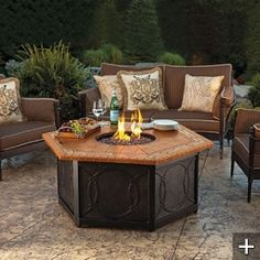Fire pit by Zhade