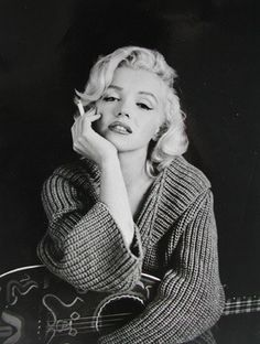 Marilyn Monroe - photo postée par schpolarlicht