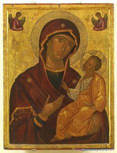 Theotokos icons. Part II