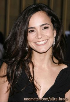 Alice Braga has appeared in several Brazilian films, most notably as Angélica in 2002's highly acclaimed City of God and as Karina in 2005's Lower City. Braga appeared as Frey Santiago in Neill Blomkamp's Elysium.
