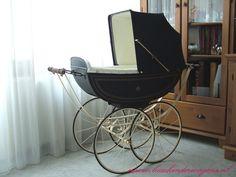 victorian style baby pram - Google Search
