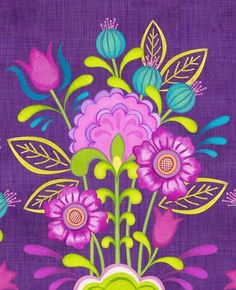 Pattern Pictures, Floral Bouquets, Beautiful Flowers, Tapestry, Create, Awesome, Flower Paintings, Artwork, Design