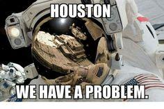 Znalezione obrazy dla zapytania houston we have a problem