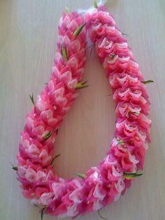 My original ribbon lei