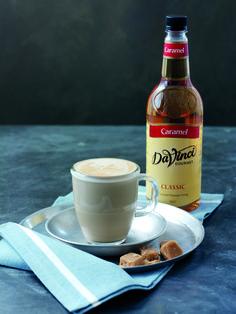 Syrop karmelowy - wystarczy odrobina by kawa nabrała nowego aromatu i smaku