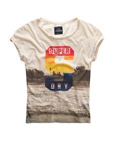 Superdry After Sun T-Shirt