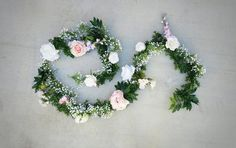 Hey, I found this really awesome Etsy listing at https://www.etsy.com/listing/387298940/floral-garland-silk-flower-garland