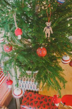 Prendas e pinheiro: uma dupla com sabor a Natal.