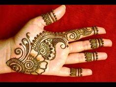 Latest Simple Mehndi Designs, Mehndi Designs For Kids, Full Hand Mehndi Designs, Mehndi Designs Book, Mehndi Designs 2018, Mehndi Designs For Beginners, Mehndi Design Photos, Henna Designs Easy, Beautiful Mehndi Design