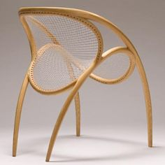 Beautiful and elegant chair.