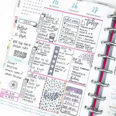 in my social media planner . Cute Daily Planner, Mom Planner, Study Planner, Planner Tips, Planner Layout, Budget Planner, Travel Planner, Happy Planner, Digital Bullet Journal