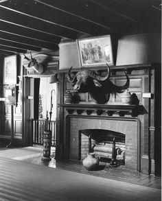 Photograph, Sagamore Hill, Oyster Bay, New York - John F. Kennedy ...