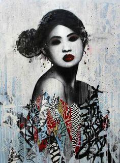 Hush – Unseen @ Corey Helford Gallery (California)   Ozarts Etc