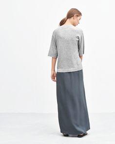 huge discount 61a50 298dc Multi Pleat Wrap Skirt Rock - Filippa K