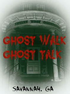 Savannah Ghost Walk/Ghost Talk