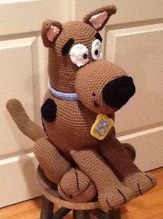 Crochet Scooby Doo Patterns Free Crochet Patterns