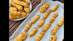 Easter Cookies, Easter Treats, Creme Brulee Cheesecake, Greek Easter, Evaporated Milk, Biscotti, Sausage, Baking, Leo