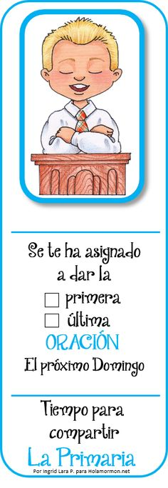 GUARDERIA SUD | PRIMARIA SUD (•◡•) LDS PRIMARY | Pinterest | Lds ...