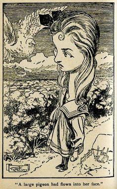 Charles Robinson Alice's Adventures in Wonderland