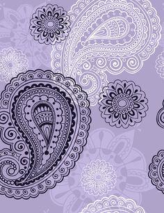 paisley henna pattern, jess volinski