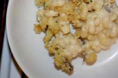 Truffle Mac & Cheese..yay! I found Ina's recipe on here!!