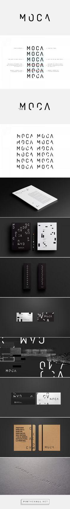 MOCA Re-Branding by miligrama design